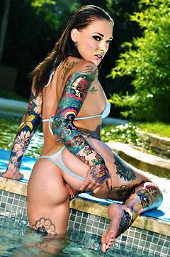 Tattooed Temptation