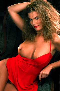 Playboy Becky DelosSantos