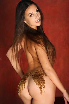 Naked Lorena