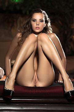 Katja Clover Sexy Playboy Girl
