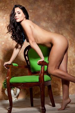 Delicious Teen Nude Posing