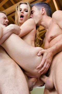 Jillian Janson In Hardcore Threesome