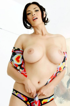 Busty Asian Pornstar Tera Patrick