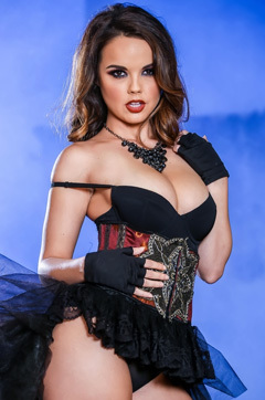 Dillion Harper Strip Off Corset