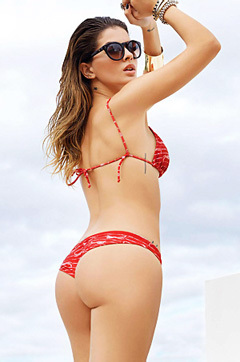 China Suarez In Sexy Bikini