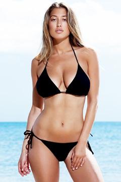 Mainstream Models Lindsey Kevitch Busty Blond