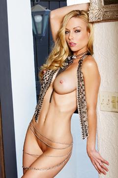 Sexy Blonde Kayden Kross