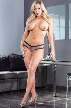Olivia Austin Gets Hot Sex Massage