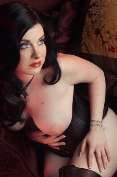 Hot Busty Sybil