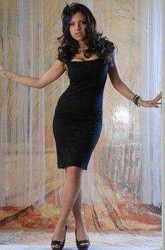 Yurizan Black Dress