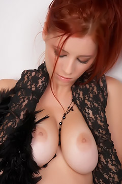 Ariel Is One Hot Redhead