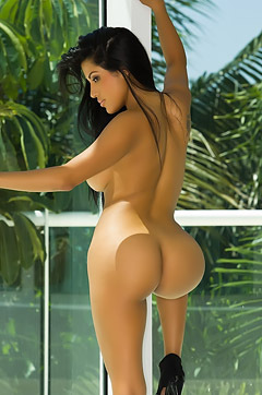 Hot Latina Playmate Jessica Marie