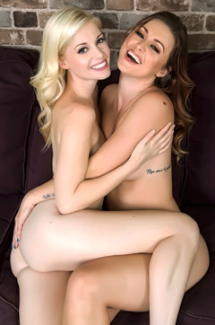 Charlotte Stokely And Karlie Montana