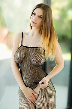 Natural Huge Boobed Stella Cox