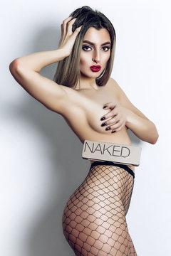Aubrey Nova Naked