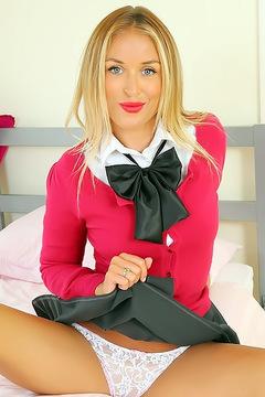 Sexy Schoolgirl Rosie W