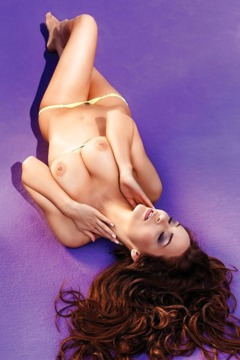 Hungarian Playboy Hottie Adrienn Levai