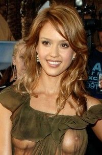 Jessica Alba Tits