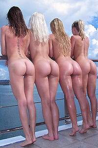 Anikka, Cherie, Lena & Riley