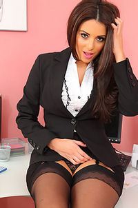 Charley Office Babe