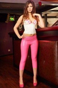 Alyssa Pink Latex