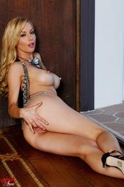 Sexy Blonde Kayden Kross 10