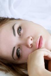 Tatoo Teen In Bed 13
